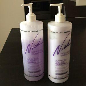 Nick Chavez Advanced Volume Shampoo & Conditioner
